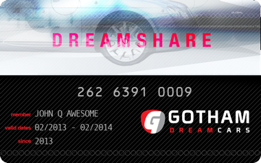 Dreamshare-card