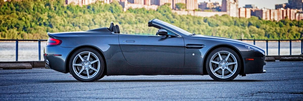 Aston Martin Vantage Roadster Rental Las Vegas Rent A Aston Martin - Rent aston martin for a day