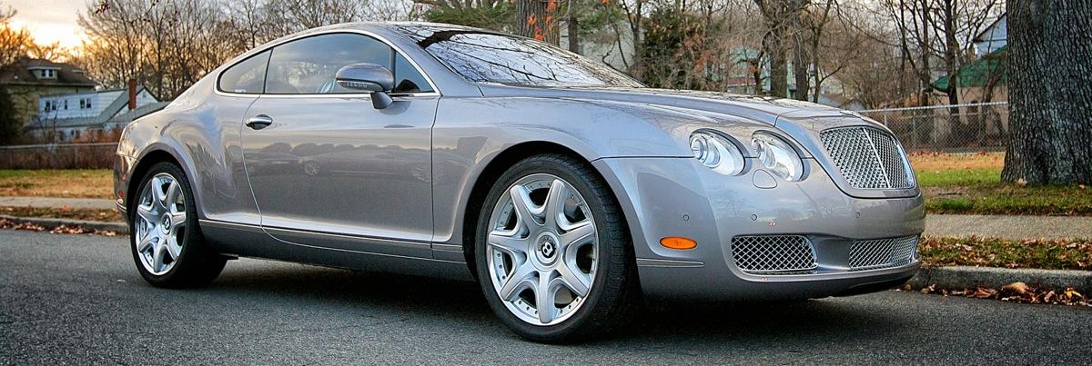 Bentley rental philadelphia
