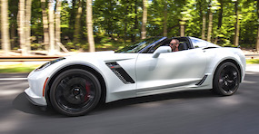 Corvette-stingray-z06-profile
