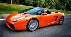 gallardo exotic car and luxury francisco spyder rental fleet our san lamborghini rent