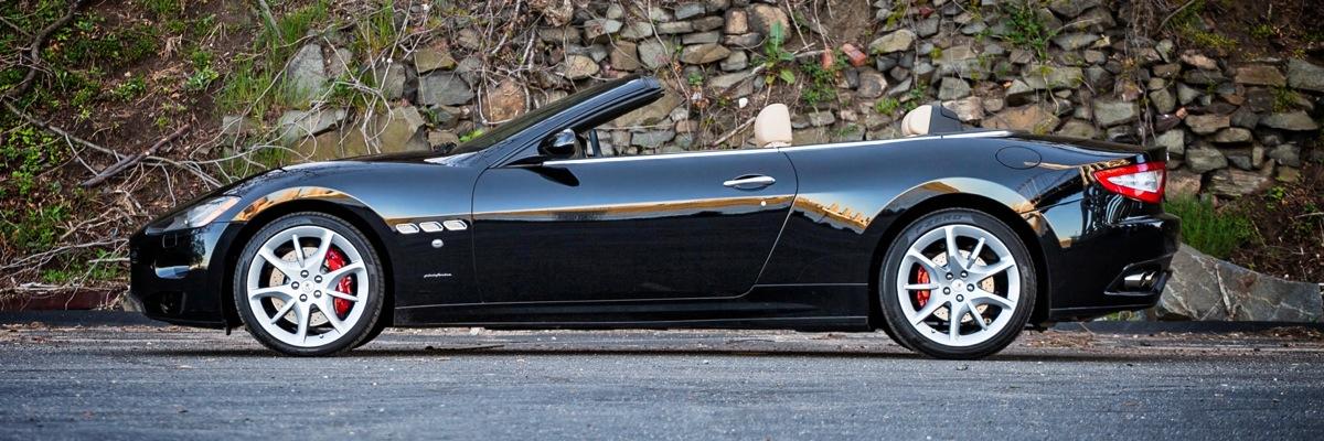 Maserati rental san diego