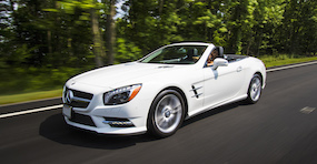 Mercedes-benz-sl550-profile