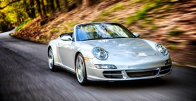 Porsche-911-carrera-4s-(997)-profile