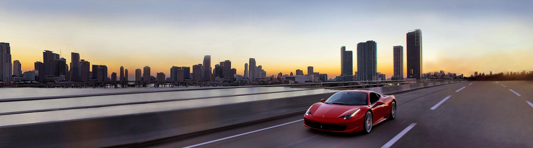 Signature Car Rental Miami