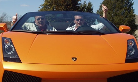 Lamborghini rental orange county